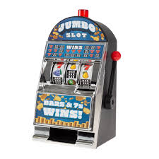 Shop Black Friday Deals on Slot Machine Coin Bank- Electronic Realistic  Mini Tabletop Novelty Casino Style Toy with Lever by Trademark Gameroom -  Overstock - 27989342