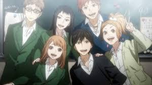 orange anime cut scenes released