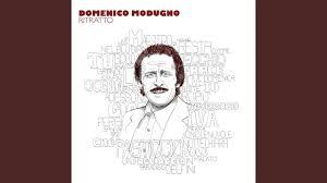 Le canzoni napoletane di Domenico Modugno