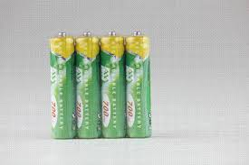 Moonrays Rechargeable 1500 MAh NiMh AA Batteries For SolarPowered Solar Garden Lights Batteries Rechargeable