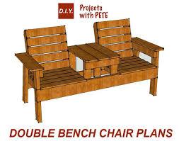 pallet outdoor furniture plans. Good Wood Patio Furniture Plans For Double Bench Chair 57 Pallet . Outdoor