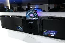 wall mount blu ray player a single slim console that mounts on the wall and contains