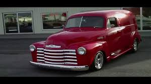 1951 Chevy Panel - YouTube