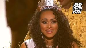 Scientist wins Miss USA slammed for conservative comments New.