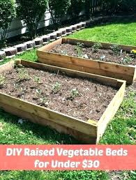 costco raised bed garden kit 4x4 vegetable plans veggie beds gardening in for under example