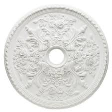 decorative ceiling and wall medallion