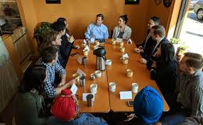 violence finances and dreamers oaklyn roundtable talks concerns with congressman