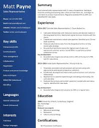 Ideal Resume Format Best Cv Format In Word Download Customize How To Format