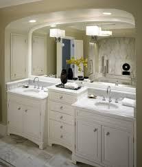 bathroom design center 3. Bathroom Fascinating Double Vanity Ideas 3 Cabinets With Center Master Design O