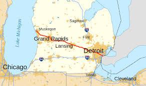 us route  in michigan  wikipedia