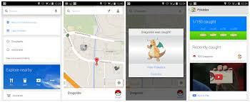 google maps now lets you discover wild pokemon in your area gotta