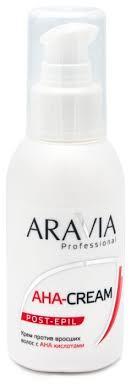 ARAVIA <b>Крем против вросших волос</b> с АНА кислотами — купить ...