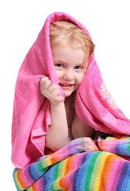 Image Printed Kids Bath Towels Bedding Linens Lovetoknow Kids Bath Towels Lovetoknow