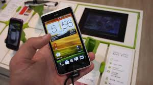 HTC Desire L Smartphone Hands On - YouTube
