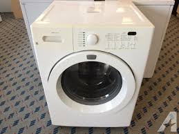 frigidaire affinity front load washer. Frigidaire Affinity Front Load Washer / Washing Machine D