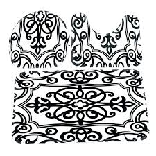 black and white bathroom rug black and white bathroom rugs black white bath rug toilet mat black and white bathroom rug