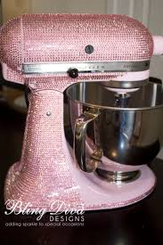 kitchenaid mixer appliances. sparkly kitchenaid mixer \u2014 a diy inspiration - craftfoxes kitchenaid appliances 2