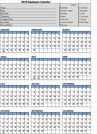 Absentee Calendar Attendance Calendar Template Rome Fontanacountryinn Com