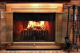 convert wood burning fireplace to gas converting corner on electric ele