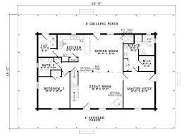 Bathroom   Story Bedroom Bath House Plans   Bedroom Bath    Plan Bedroom Bath Log Home Plan throughout Bedroom Bath House