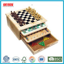 Wooden Multi Game Board Custom Multi Game Sets Multi Game Sets Suppliers And Manufacturers At
