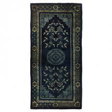 vintage chinese wool rug 2 8 x5 5