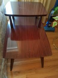 vintage cocktail table and two end tables for in federal way wa offerup