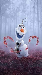 Olaf Wallpaper Frozen 2 ...