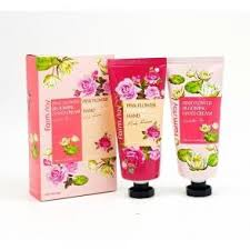 <b>Farm stay Pink Flower Blooming</b> Hand Cream (2 Set Package ...
