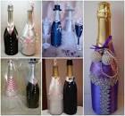 Как оформит шампанское на свадьбу