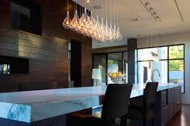 modern island lighting kitchen kitchen island