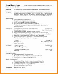Warehouse Supervisor Resume Cryptoave Com
