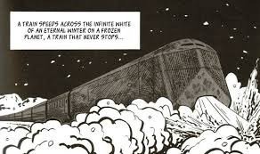 snowpiercer graphic novel. Simple Snowpiercer The Train In The Comic Book Contained One Thousand Cars Sixty  Movie Divided Into Three Major Sections  First Class Second  To Snowpiercer Graphic Novel