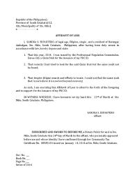 5 Affidavit Of Authorization Data Analyst Resumes