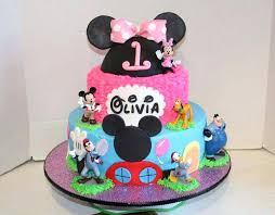 Mickey Mouse Clubhouse Birthday Ideas Mickey Mickey Mouse Cake Ideas
