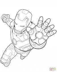 Coloring Pages Marvel Superhero Coloring Pages Awesome Superheroes