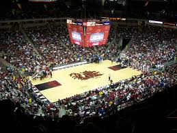 South Carolina Basketball Arena Seating Chart Colonial Life Arena Columbia Tickets Schedule Seating