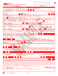 Disability Form 2501 - Cypru.hamsaa.co