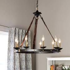 office chandelier