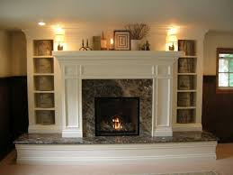 raised hearth fireplace makeover ugly marble here but the idea is good for us covering up the concrete hearth a project for the husband