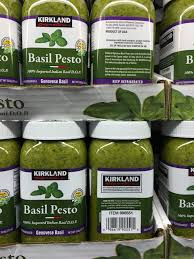 do you really know what you re eating costco whole pizza i saw 22 ounce jars of refrigerated kirkland signature basil pesto marked down last monday at the costco whole business center apparently because of a