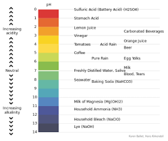 Water Ppm Chart Water Hardness And Ph Understanding Ingredients For The