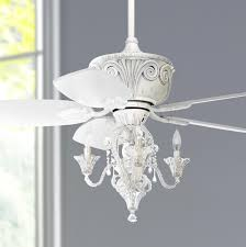entrancing gray wall paint livingroom and beautiful white chandelier ceiling fan light kit unique decorative design