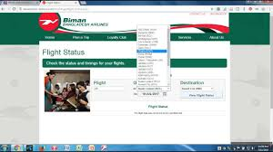 Here You Can Learn How To Check Biman Bangladesh Airlines E