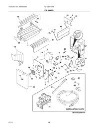 Ice maker wiring diagram electrolux free guitar wiring diagrams