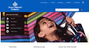Access Texaschildrenspediatrics Org Texas Childrens Pediatrics