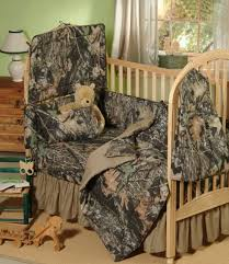 mossy oak break up crib bedding set
