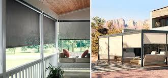patio solar shades solar shades i patio sun shades i outdoor curtains windows dressed up graber patio solar shades exterior