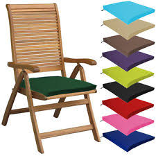 waterproof cushions for outdoor furniture. Multipacks Outdoor Waterproof Chair Pads Cushions ONLY Garden Patio Furniture For