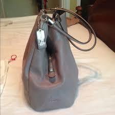 Coach Madison leather small Phoebe shoulder bag